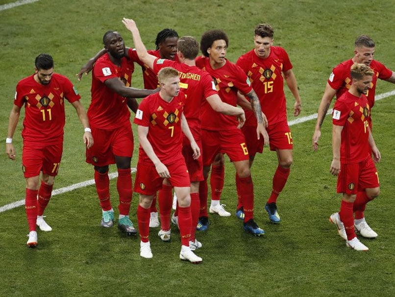 World Cup Group G match report Belgium v Tunisia 23 June 2018