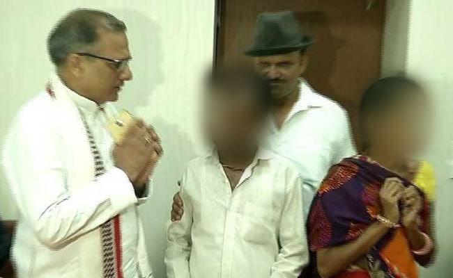 मंदसौर में बच्ची से गैंगरेप : दूसरा आरोपी भी गिरफ्तार, बीजेपी नेताओं का दिखा संवेदनहीन चेहरा