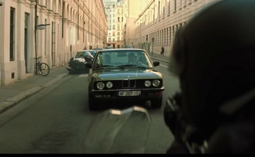 bmw 5 series e28 mission impossible fallout