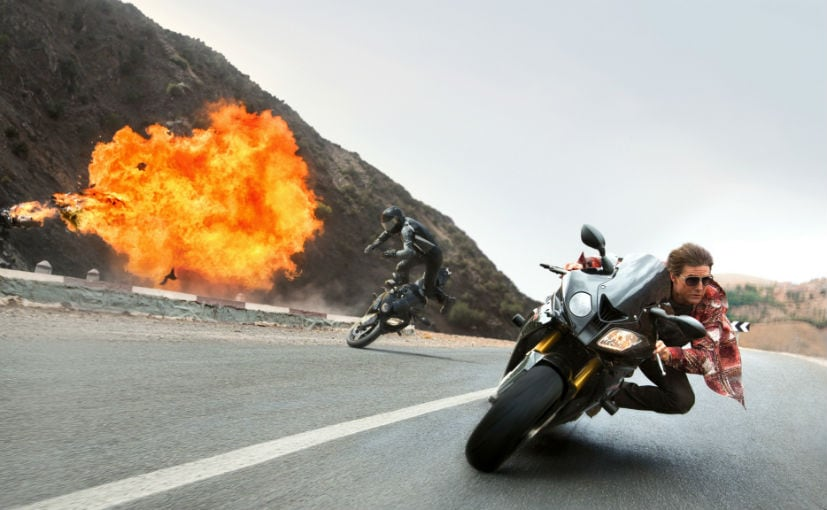 bmw s1000 rr mission impossible rogue nation