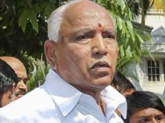 BS Yeddyurappa: The Former Clerk Who Made It Big In Corridors Of Power