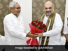 नीतीश-शाह डिनर पर तेजस्वी का तंज : अब गिरिराज के साथ मिलकर साम्प्रदायिकता से लड़ेंगे 'चाचा'