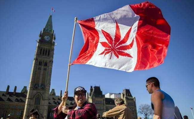 Canada To Legalize Cannabis On October 17: Justin Trudeau