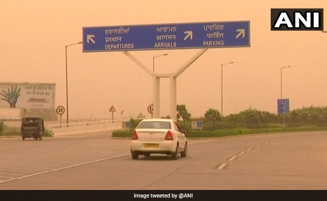 Punjab, Haryana Get Relief From Dust As Rain Lashes Region