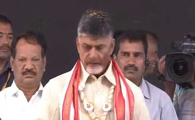 In 'Guinness' Event In Amaravati, House Warming Of 3 Lakh Homes Conducted
