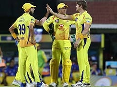 IPL Qualifier 1 Highlights, SunRisers Hyderabad vs Chennai Super Kings: CSK Beat SRH By Two Wickets