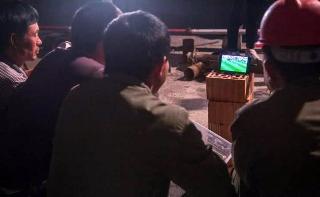 Football Fan Breaks Hand While Cheering Favourite Team At World Cup
