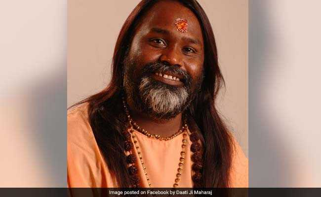 Godman Daati Maharaj's Brother, Accused Of Rape, Joins Probe