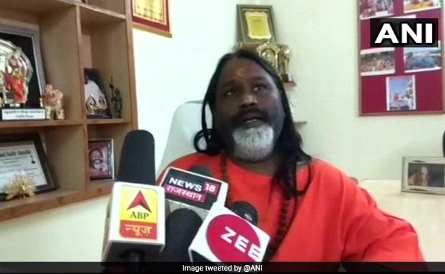 Woman Demands CBI Probe In Rape Case Against Daati Maharaj