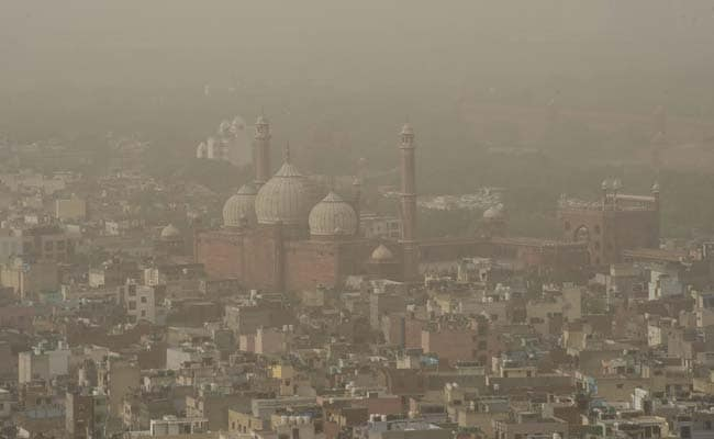 Delhi's Air Pollution Has Caused Death Of 15,000 People: Study
