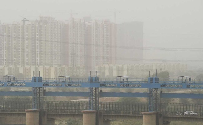 Study Finds Black Carbon In Delhi Air 5 Times More Than In US, Europe
