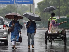 Delhi Likely To Receive Another Round Of Pre-Monsoon Showers Today