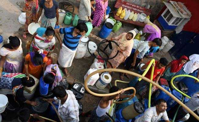 India Facing Worst Water Crisis In History, Will Get Worse: NITI Aayog