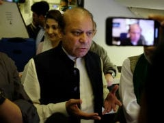 In Audio Message, Nawaz Sharif Seeks Votes For His Party In Pak Polls