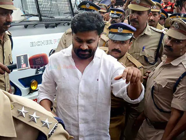 'Won't Return To Film Body Till Innocence Proved': Kerala Actor Dileep