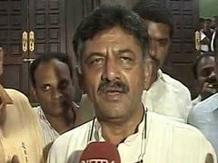 DK Shivakumar Paid Unaccounted Money To AICC, Alleges Taxman