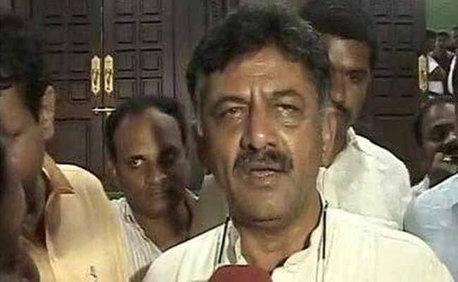 Karnataka Minister DK Shivakumar Gets Fourth Summons In Tax Evasion Case
