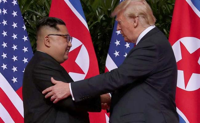 Denuclearisation Dependent On Ceasing Antagonism, Says Kim Jong Un