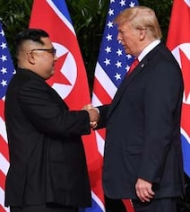In Private, Trump Vents Frustration Over Lack Of Progress On North Korea