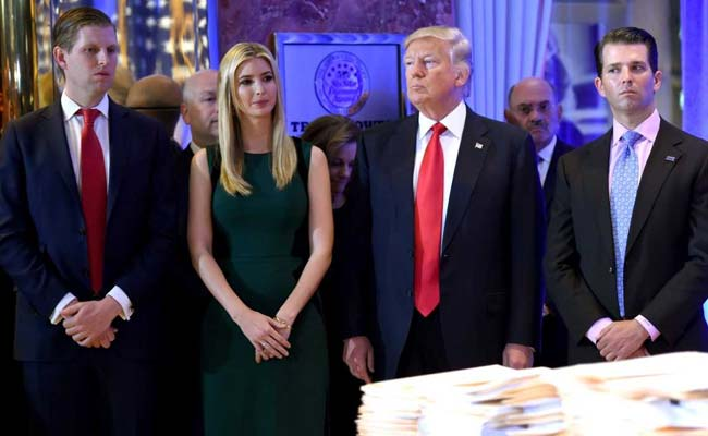 To Get Trump's Attention, How His Family, Friends Wished Him On Birthday