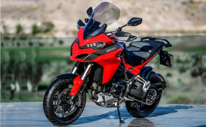 Ducati Multistrada 1260 India Launch Highlights