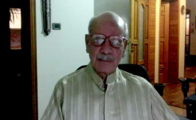 No Indian Visa For Former ISI Chief Asad Durrani