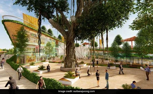 Singapore Firm, KPMG Win Smart City Contract Near Pune