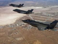 Expensive Stealth Fighter Jet F-35 Arriving In Growing Numbers In Europe