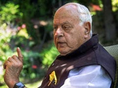 Farooq Abdullah Charged By CBI In Scam Linked To J&K Cricket Body