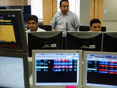 Sensex, Nifty Retreat From Record Highs: 10 Points