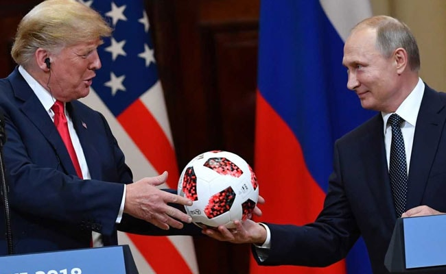 Meeting With Putin'Even Better Than With NATO Says Trump