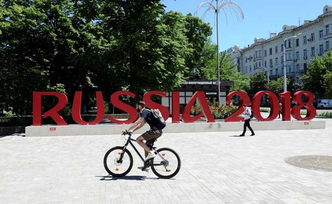 Ten Dead After River Boats Collide In Russia World Cup Host City