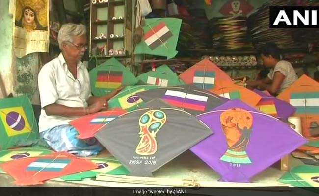 fifa world cup kites