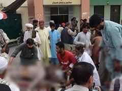पाकिस्तान : चुनावी रैलियों में हुये ब्लास्ट से मृतकों की संख्या पहुंची 133, IS ने ली जिम्मेदारी