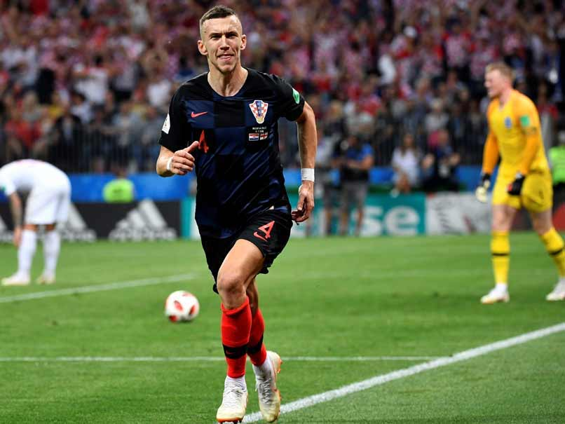 Croatia beat England to play final against France