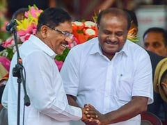 A Week In Government, Karnataka Chief Minister HD Kumaraswamy Has A Deputy And No Cabinet