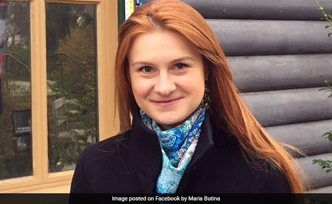 Alleged Russian Agent Maria Butina Pleads Guilty In US To Conspiracy