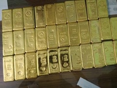217 Kg Of Gold Seized From Myanmar Nationals, 5 Arrested