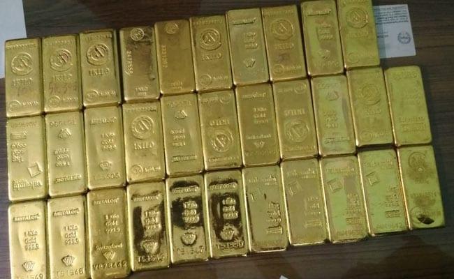 सिलीगुड़ी में 10 करोड़ रुपये से अधिक का 32 किलोग्राम सोना जब्त, तीन गिरफ्तार