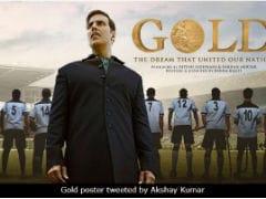 Gold के नए पोस्टर में दमदार लुक में अक्षय कुमार, 25 जून को रिलीज होगा Trailer