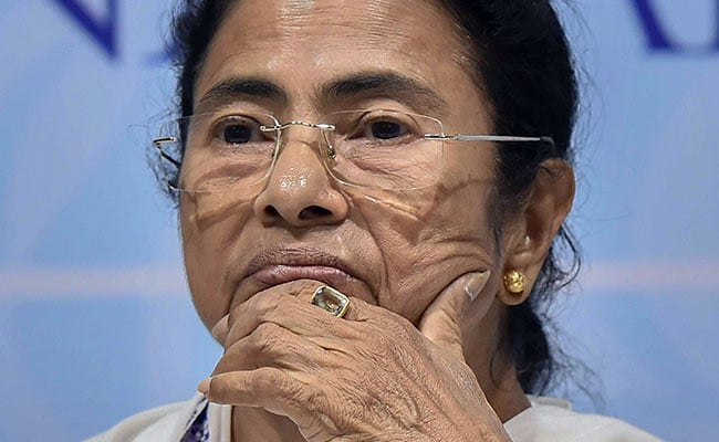 Our first aim is to oust BJP: Mamata