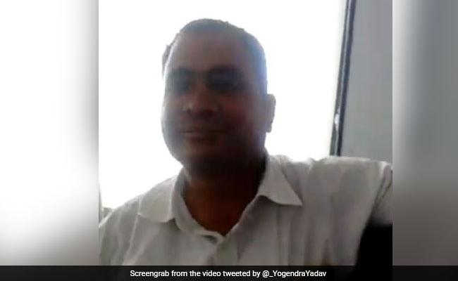 भाजपा ने कथित रूप से किसानों पर अभद्र टिप्पणी को लेकर किसान मोर्चा नेता को निकाला