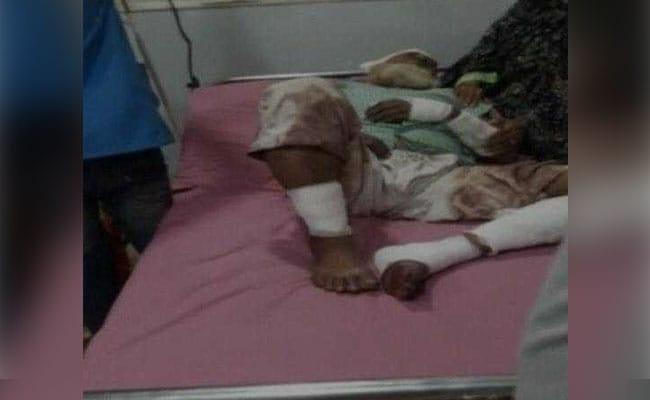 गोकशी की अफवाह के बाद यूपी में एक शख्स की पीट-पीटकर हत्या