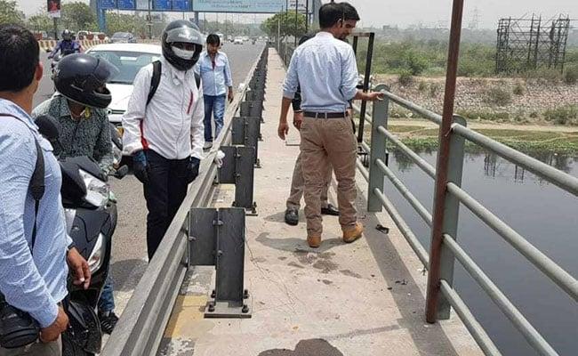 Driver Of Speeding Car That Hit Harley Biker Arrested In Delhi, No Trace Of Victim