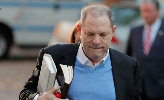 Harvey Weinstein Surrenders To Police In NYC & Is Arrested On Rape Charges