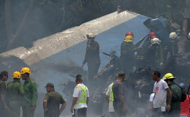 3 Survivors Pulled From Cuba Plane Wreckage, Many Feared Dead