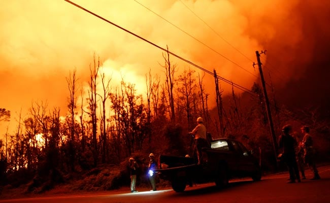 Donald Trump Approves Disaster Aid For Hawaii's Volcano-Hit Big Island