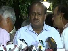 Kumaraswamy's Meet With Gandhis Amid Tussle Over Number 2 Post: 10 Facts