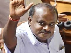 I Am At Congress Mercy, Didn't Get People's Mandate: HD Kumaraswamy