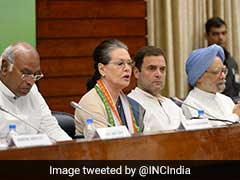 """""""Committed To Making Alliance Work"""": Sonia Gandhi On 2019 Strategy"""